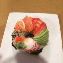 Sushi donuts are here and they're blowing the Internet's mind