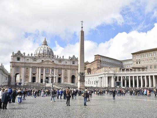 EPA VATICAN RELIGION POPE REL CHURCHES (ORGANISATIONS) VAT