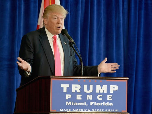 Donald Trump Miami Press Conference