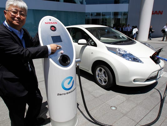 Survey: More could benefit from electric cars
