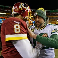 65f3f5cd5 Kirk Cousins  contract could open doors for Aaron Rodgers