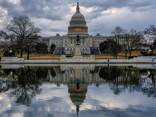 AP BUDGET BATTLE A WEA USA DC
