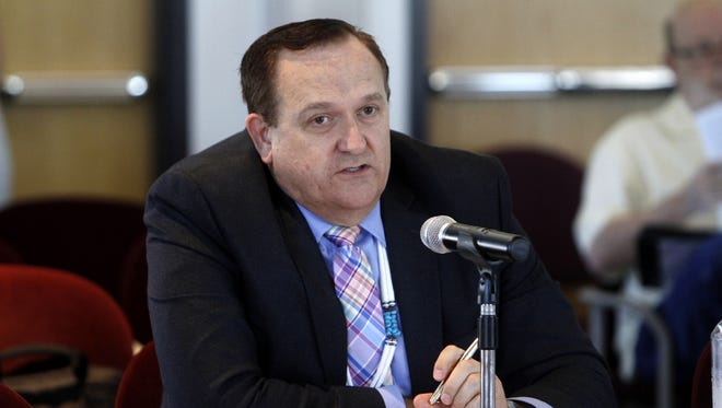 The process to remove Central Consolidated School District Superintendent Don Levinski continues, with school board members recently voting to hire an attorney for Levinski's discharge proceedings.