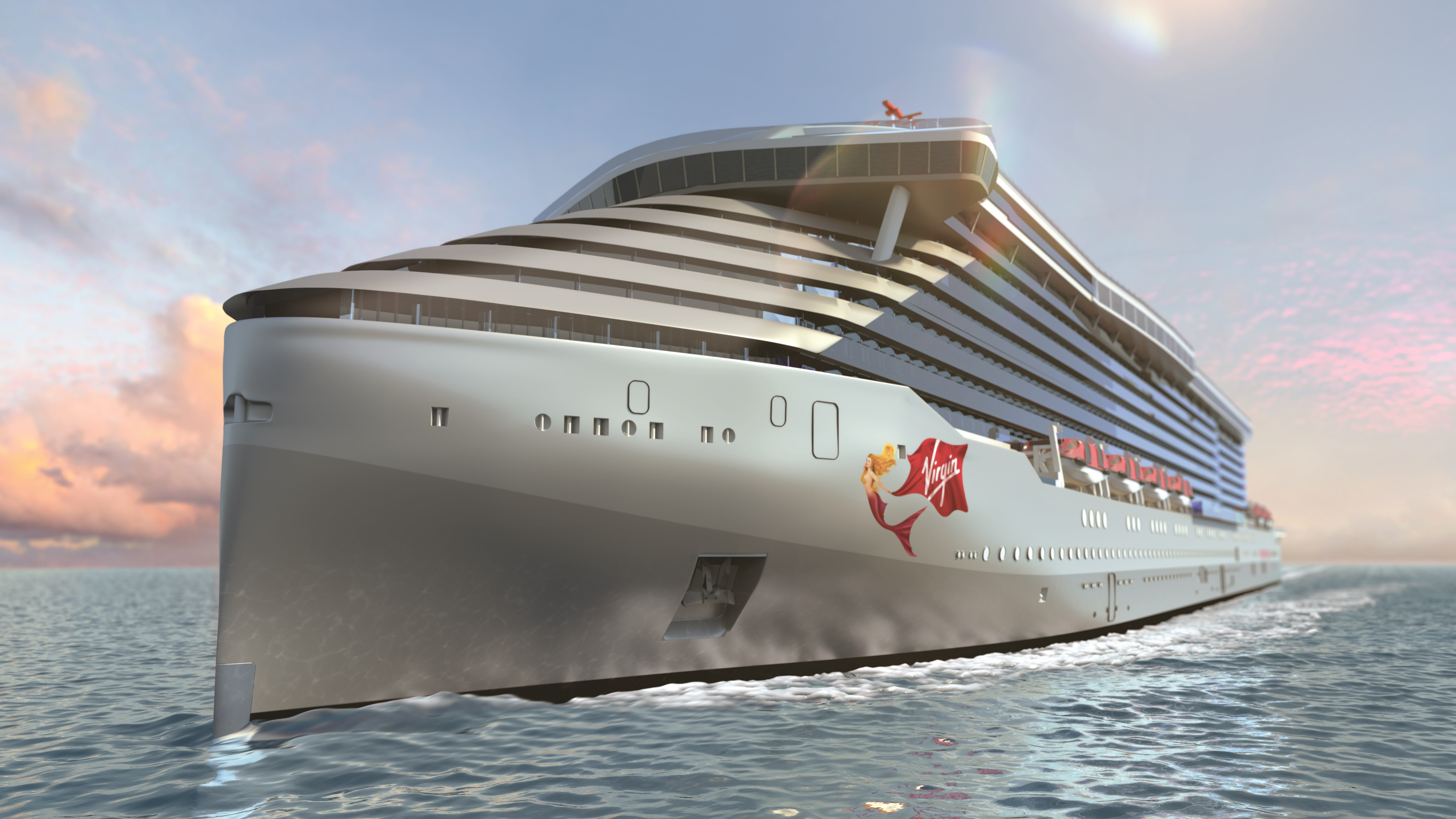 Virgin Voyages First cruise ship to