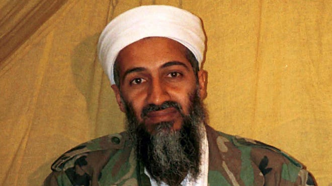 Osama bin Laden was killed during a May 2, 2011, U.S. raid on his compound in Abbottabad, Pakistan.