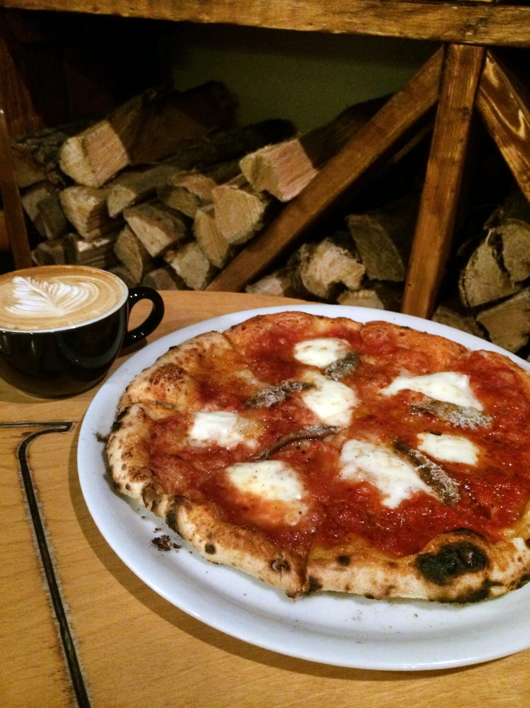 Anodyne Coffee Roasting Co.'s Bay View cafe makes Neapolitan-style