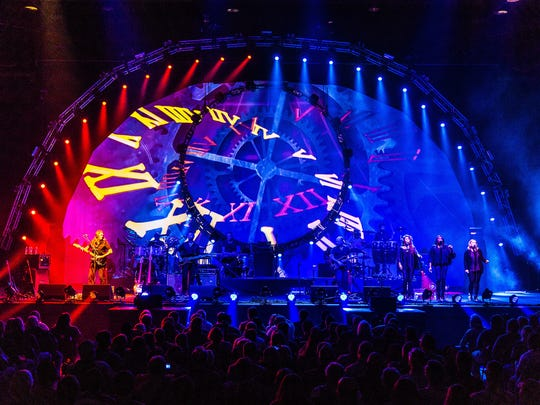 Brit Floyd will bring its Pink Floyd show to the Hershey Theatre April 16.