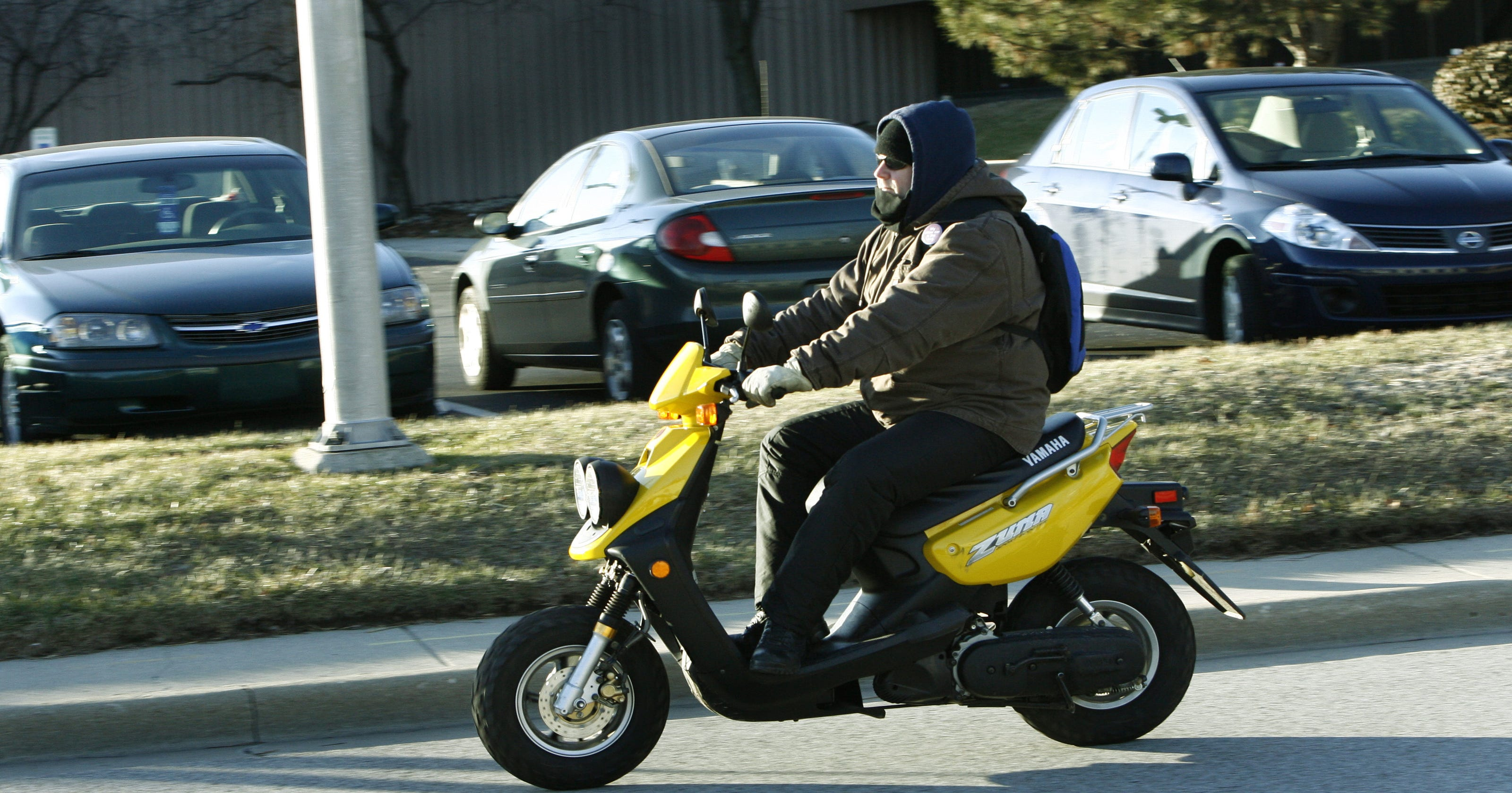 Moped scooter riders in Indiana face tighter rules