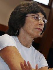 Chestnut Ridge resident Olivia Rubin in 2006.