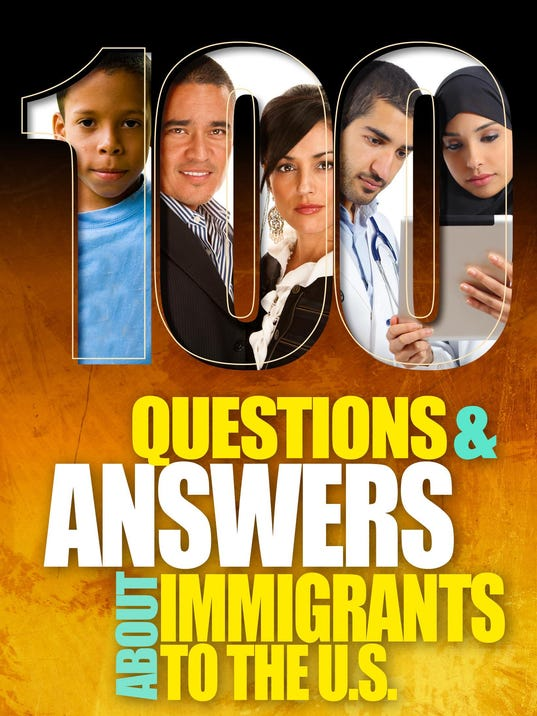 Front cover immigrants