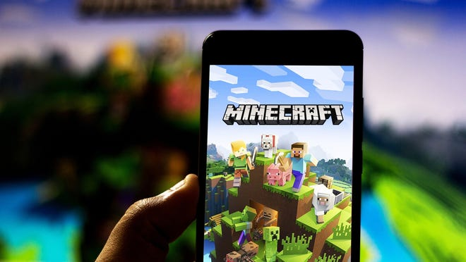 """""""Minecraft,"""" the Microsoft-owned game known for its user-driven content, creative use of blocks and monsters that come out at night, has been at the forefront of mainstream games that utilize educational content."""