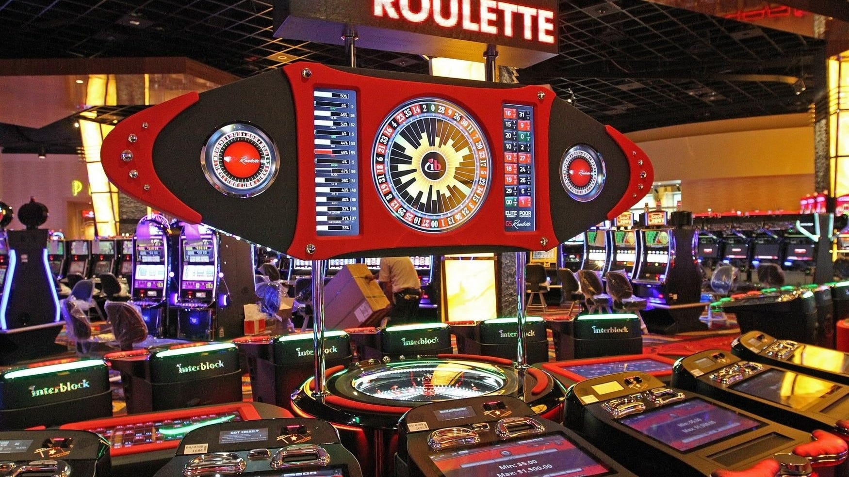 Spin the wheel: Casinos cleared to reintroduce roulette