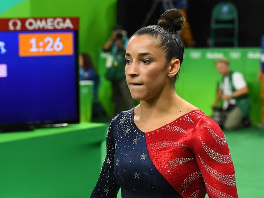 Olympics: Gymnastics-Women's Qualifications