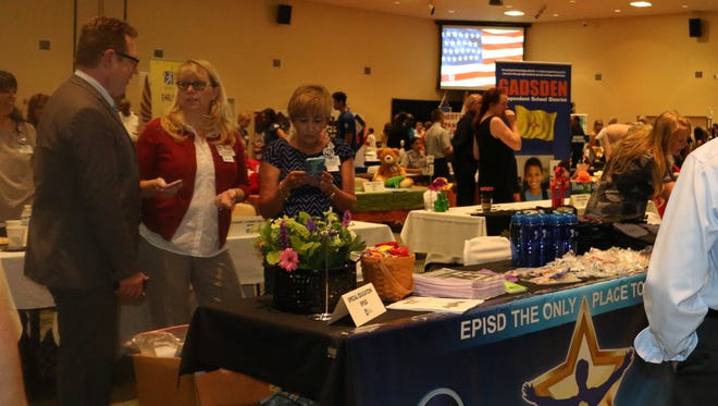 Fort Bliss will have its PK-12 Education Fair on July 27 at the Centennial Club.