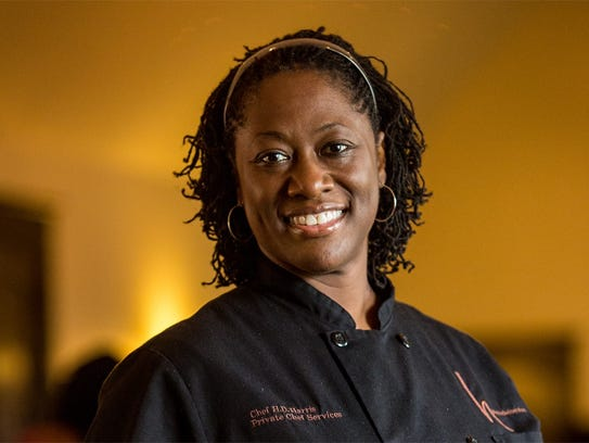Chef Hardette Harris