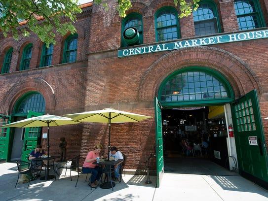 Beaver Street of Central Market.