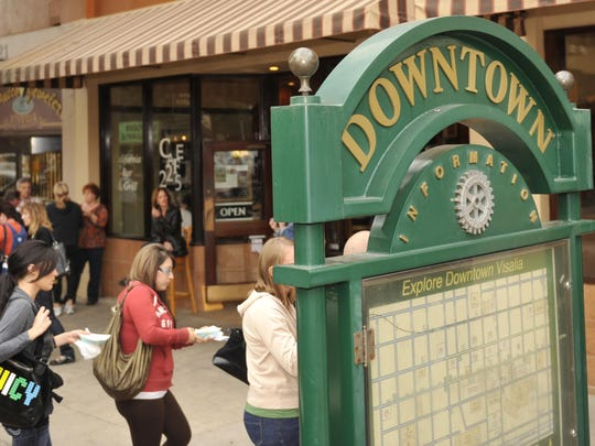 1,000 tickets are available for the 22nd Annual Taste of Downtown Visalia, 5 p.m. Tuesday, Oct. 6. The event sells out yearly.