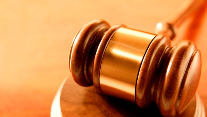 A former Easley municipal court judge has accused the Police Department of withholding information from judges.