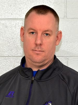 Old Bridge's Jim Macomber is the Home News Tribune's 2017-18 Boys Basketball Coach of the Year