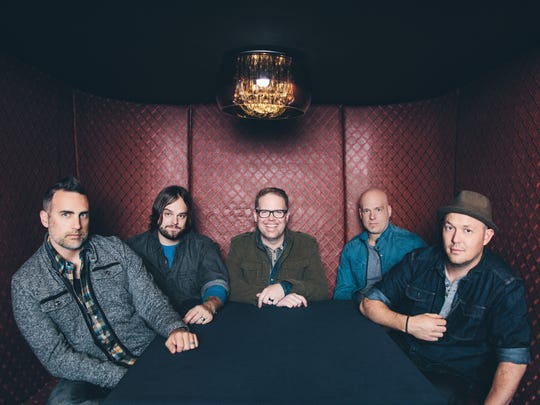 MercyMe brings its Greater Than tour to Germain Arena in Estero on Nov. 5.