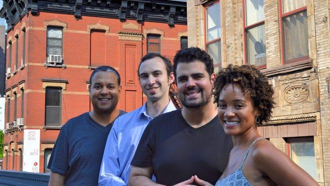 The Harlem Quartet performs Wednesday night at Millsaps College.