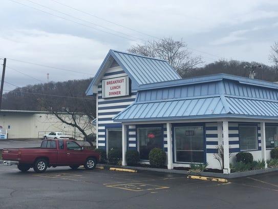 The Bellevue diner in Nashville, Tenn., March 1, 2017.