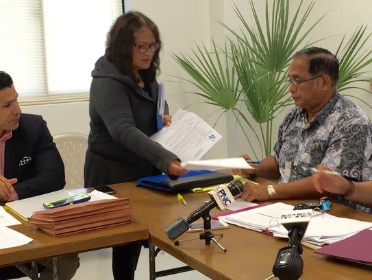 Guahan Academy Charter School Council board liaison