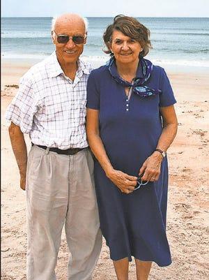 60th Wedding  Anniversary - Sylvester & Vera Theisen