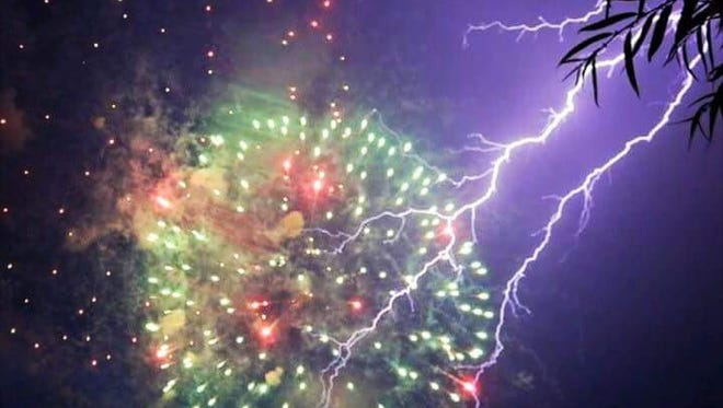 Take your pick of fireworks shows at Inn of the Mountian Gods, the Smokey Bear Stampede in Capitan or the Carrizozo display this Fourth of July.