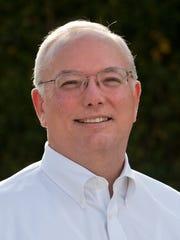 Vice President: John Hoopes, running unopposed for