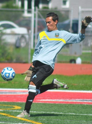 Hawthorne senior goalkeeper Kyle LaSpisa had 108 saves and was named honorable mention all-county.