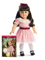 American Girl has re-introduced Samantha, a Victorian girl, for a new generation of fans.