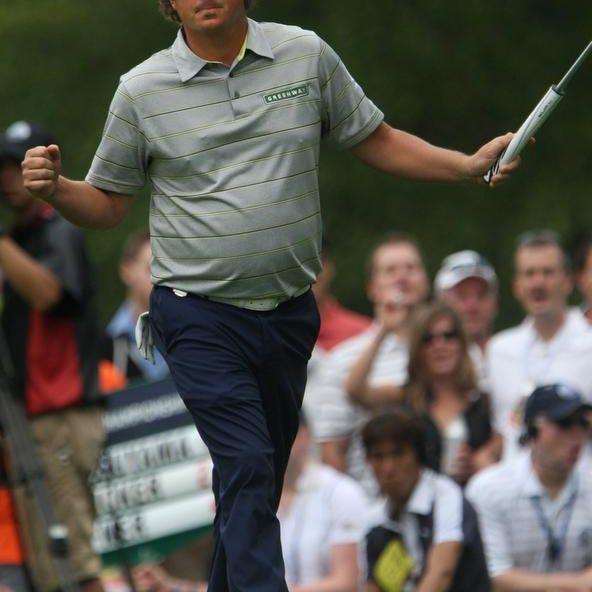 PGA Championship: Friday