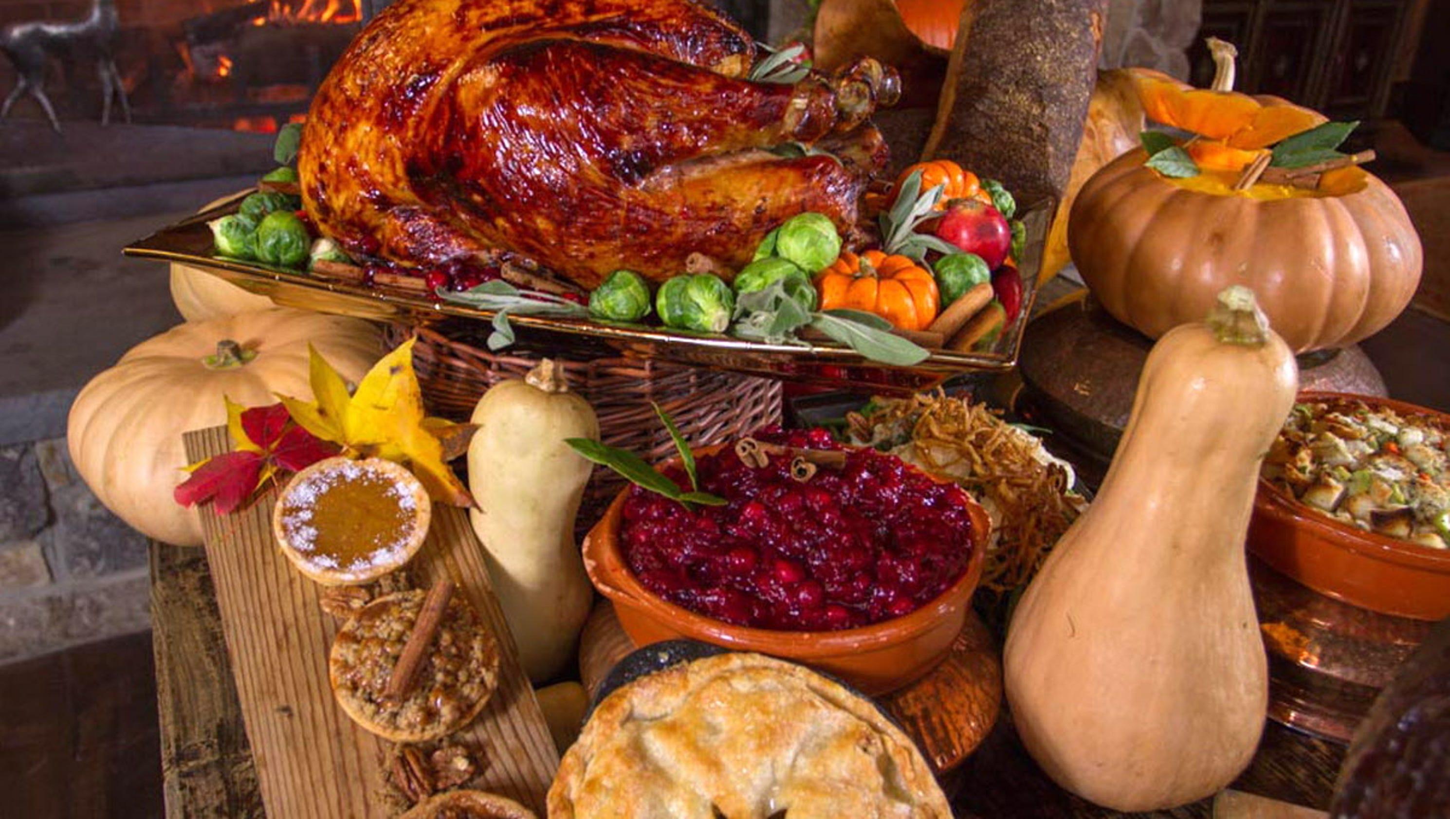 Thanksgiving Day Restaurants Open