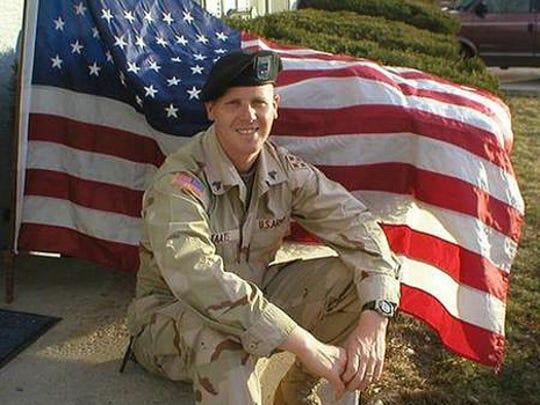 Staff Sgt. David Staats