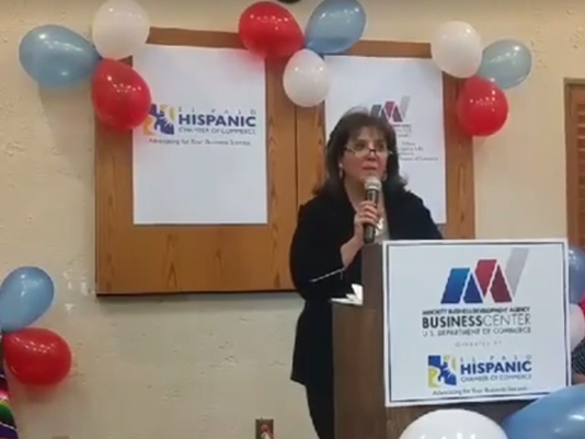 Hispanic Chamber-Cindy Ramos-Davidson