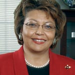 Beverly Hogan, president of Tougaloo College