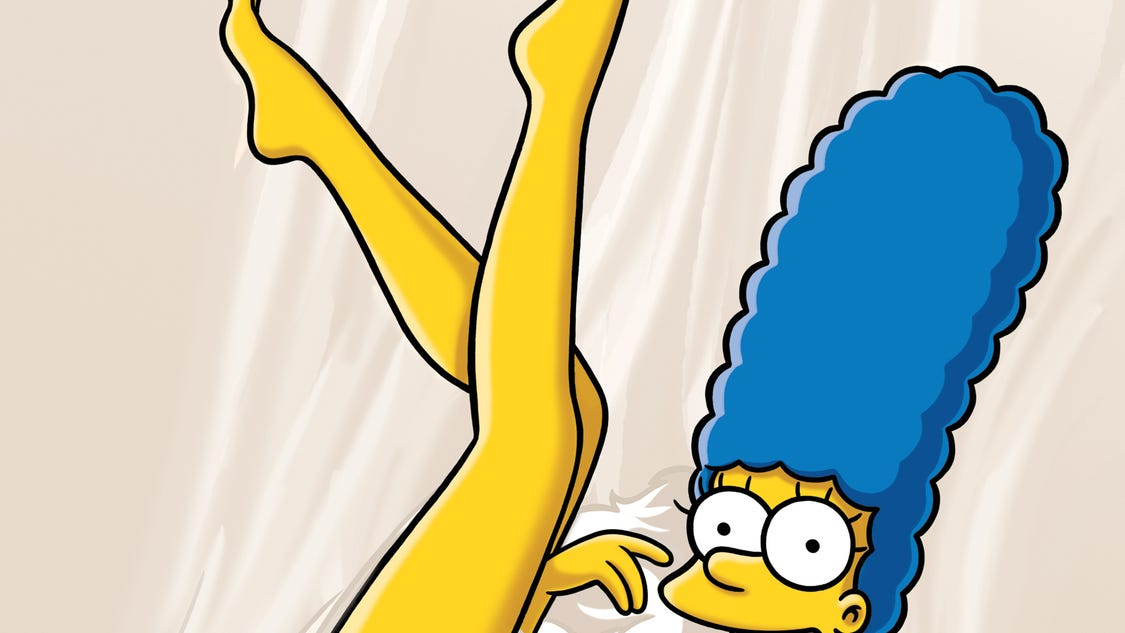 marge simpson mac cosmetics collaboration makeup the simpsons. Black Bedroom Furniture Sets. Home Design Ideas