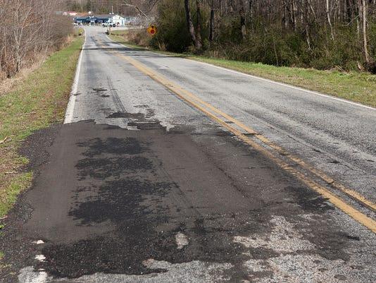 SC Roads