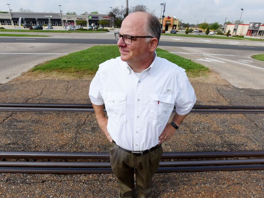 Bossier City Councilman Scott Irwin made it a top priority to get the state to make the intersection of Barksdale Boulevard and Robert E. Lee safer.