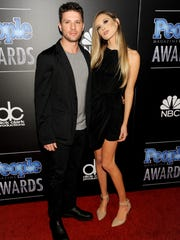 Ryan Phillippe and Paulina Slagter arrive at the 2014