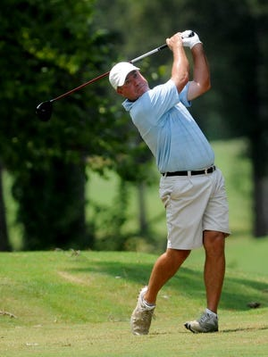 Robby McWilliams advanced to the semifinals of the City Am at Querbes Park.