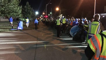 UK fans compete at Big Blue Madness Campout