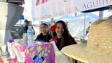 Chamorro Optimist Club spreads local culture