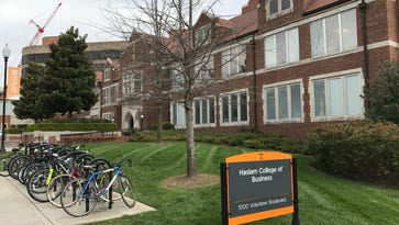 The Haslam College of Business is one of the largest colleges at the University of Tennessee.