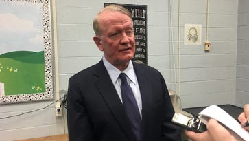 Some voters lack confidence for Rep. Leonard Lance at town hall