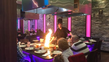 Hot pot, hibachi eateries sizzle restaurant scene