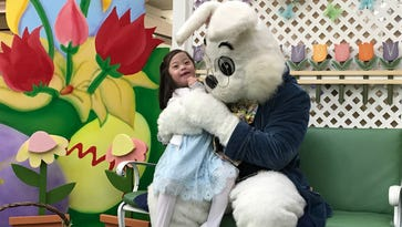 Poughkeepsie: Bunny Cares brings Easter early to kids with special needs