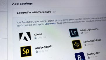 Weekend project - delete those Facebook apps now