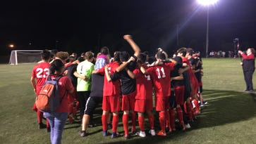 Spring Fling: Loudon soccer in state tournament for first time, playing for state title
